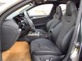 Black Front Seat Photo for 2014 Audi S4 #85423452