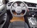 Black Steering Wheel Photo for 2014 Audi S4 #85423518