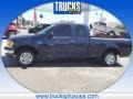 True Blue Metallic 2004 Ford F150 XL Heritage SuperCab