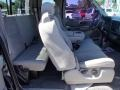 2004 F150 XL Heritage SuperCab Heritage Graphite Grey Interior