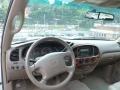 2000 Toyota Tundra Oak Interior Dashboard Photo