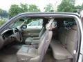 2000 Toyota Tundra Oak Interior Interior Photo