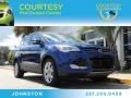 Deep Impact Blue Metallic 2013 Ford Escape SEL 2.0L EcoBoost
