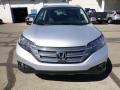 2013 Alabaster Silver Metallic Honda CR-V EX-L AWD  photo #8