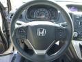 2013 Alabaster Silver Metallic Honda CR-V EX-L AWD  photo #17