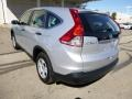 2013 Alabaster Silver Metallic Honda CR-V LX AWD  photo #5