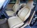 Cashmere Beige Front Seat Photo for 1995 Porsche 911 #85467512