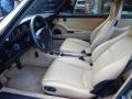 Cashmere Beige Interior Photo for 1995 Porsche 911 #85467548