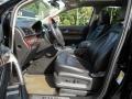 2012 MKX AWD Charcoal Black Interior