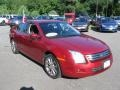 Redfire Metallic 2009 Ford Fusion SEL V6