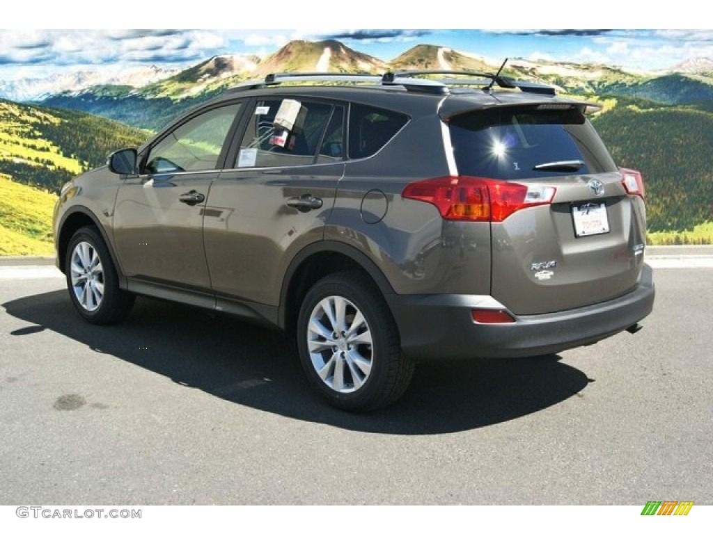 2013 pyrite mica toyota rav4 limited awd 85465966 photo. Black Bedroom Furniture Sets. Home Design Ideas