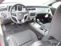 Black Prime Interior Photo for 2014 Chevrolet Camaro #85487273