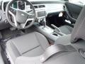 Black Prime Interior Photo for 2014 Chevrolet Camaro #85487711