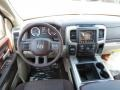 Canyon Brown/Light Frost Beige Dashboard Photo for 2014 Ram 1500 #85489178