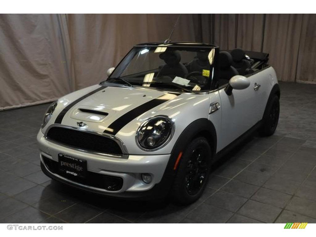 mini cooper convertible 2014 interior. 2014 cooper s convertible white silver metallic carbon black photo 1 mini interior