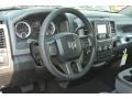 Black/Diesel Gray Steering Wheel Photo for 2014 Ram 1500 #85510418