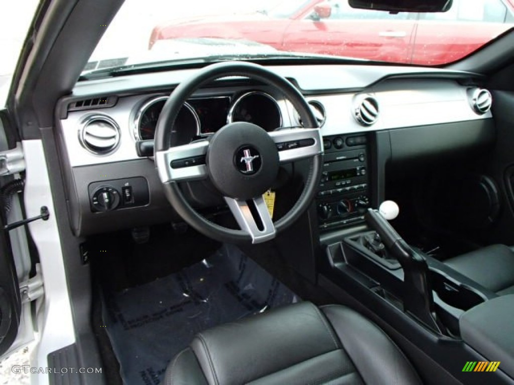 2006 Ford Mustang Gt Premium Convertible Interior Color