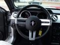 Dark Charcoal Steering Wheel Photo for 2006 Ford Mustang #85511006