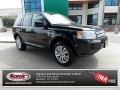 Santorini Black Metallic 2011 Land Rover LR2 HSE