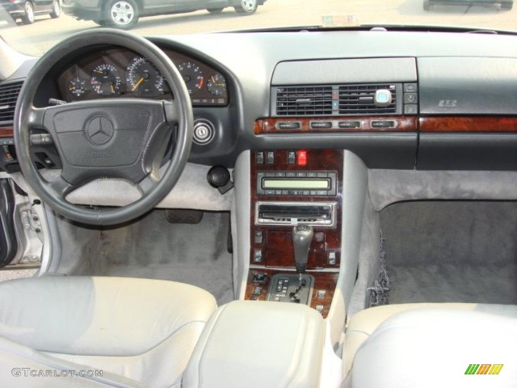 1997 mercedes benz s 500 sedan dashboard photos for Mercedes benz dashboard lights not working