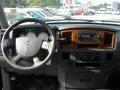 2006 Black Dodge Ram 1500 SLT Quad Cab  photo #11