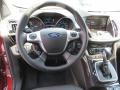 2014 Sunset Ford Escape Titanium 1.6L EcoBoost  photo #24