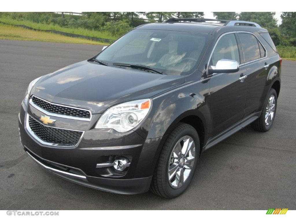Tungsten Metallic 2014 Chevrolet Equinox Ltz Exterior Photo 85540109
