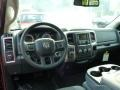 Black/Diesel Gray Dashboard Photo for 2014 Ram 1500 #85540739