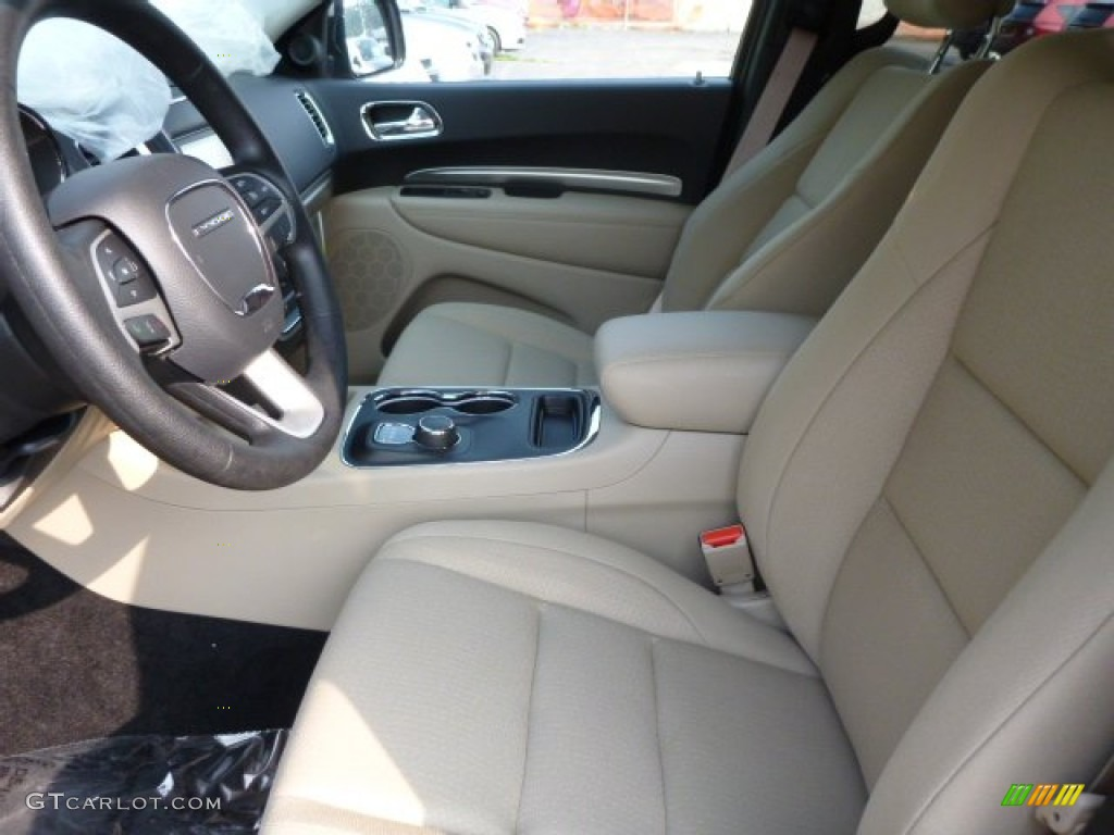 on 2000 Dodge Durango Interior