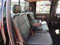 Black 2010 Ford F450 Super Duty Interiors