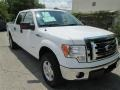 Oxford White 2012 Ford F150 XLT SuperCrew 4x4