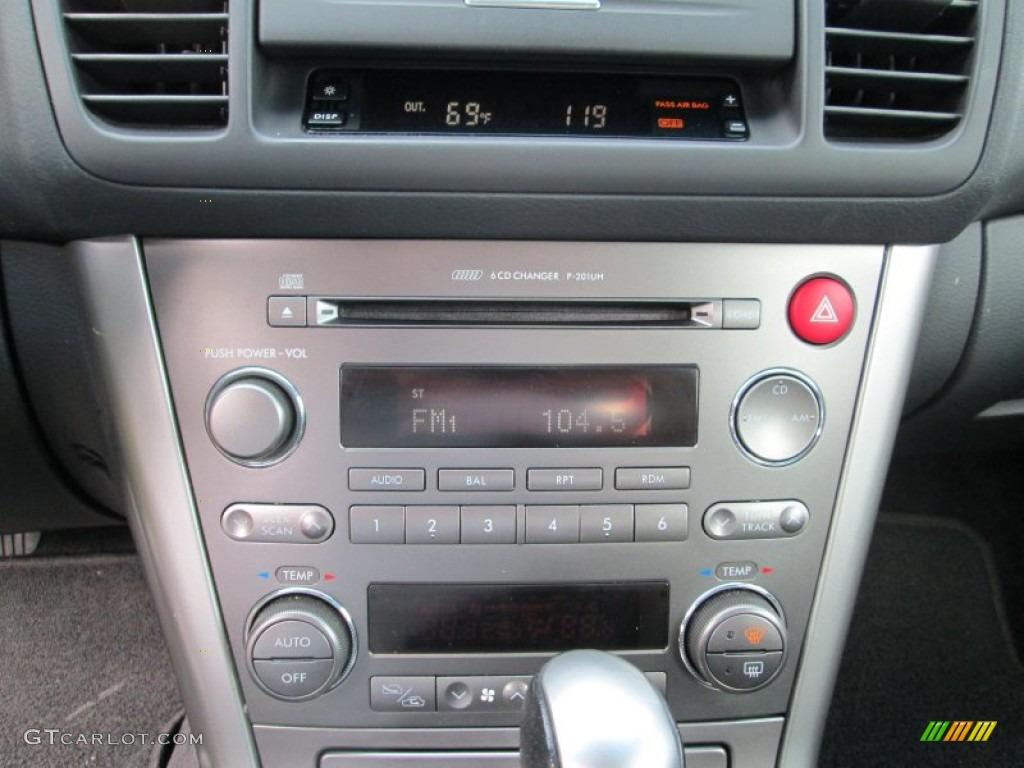 2005 Subaru Legacy 2 5i Limited Wagon Controls Photos