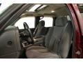 Dark Charcoal Front Seat Photo for 2006 Chevrolet Silverado 1500 #85555784