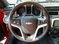 Black Steering Wheel Photo for 2014 Chevrolet Camaro #85557374