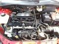 2006 Infra-Red Ford Focus ZX4 ST Sedan  photo #17