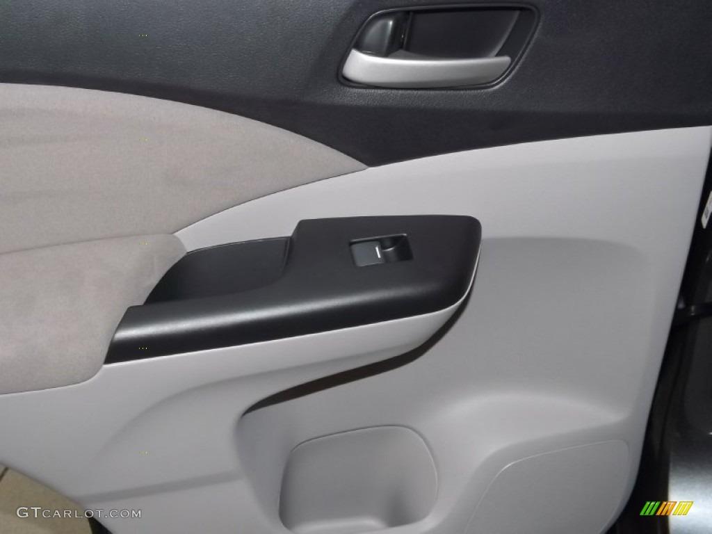 2014 CR-V EX AWD - Polished Metal Metallic / Gray photo #24