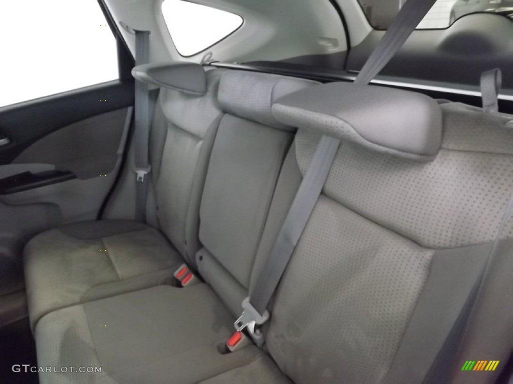 2014 CR-V EX AWD - Polished Metal Metallic / Gray photo #26