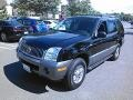 Black 2005 Mercury Mountaineer V6 AWD