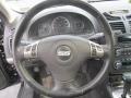 Ebony Black Steering Wheel Photo for 2007 Chevrolet Malibu #85568399