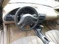 2004 Chevrolet Cavalier Neutral Interior Prime Interior Photo