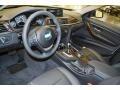 Black Prime Interior Photo for 2014 BMW 3 Series #85583003