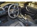 Black Prime Interior Photo for 2014 BMW 3 Series #85583162