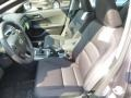 Black Front Seat Photo for 2014 Honda Accord #85587206
