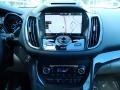 2014 White Platinum Ford Escape Titanium 1.6L EcoBoost  photo #10