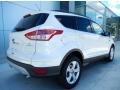 2014 White Platinum Ford Escape SE 1.6L EcoBoost  photo #2