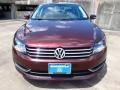 2014 Opera Red Metallic Volkswagen Passat 2.5L SE  photo #2