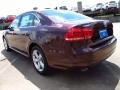 2014 Opera Red Metallic Volkswagen Passat 2.5L SE  photo #4