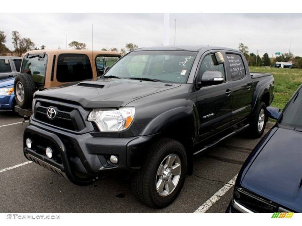 2013 toyota tacoma v6 trd sport prerunner double cab exterior photos. Black Bedroom Furniture Sets. Home Design Ideas
