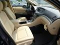Desert Beige Front Seat Photo for 2014 Subaru Tribeca #85612171