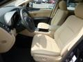 Desert Beige Interior Photo for 2014 Subaru Tribeca #85612306